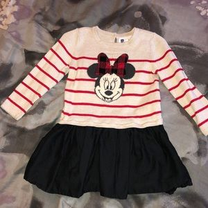 Baby Gap Minnie Mouse dress